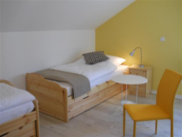 Schlafzimmer Apfelstübchen