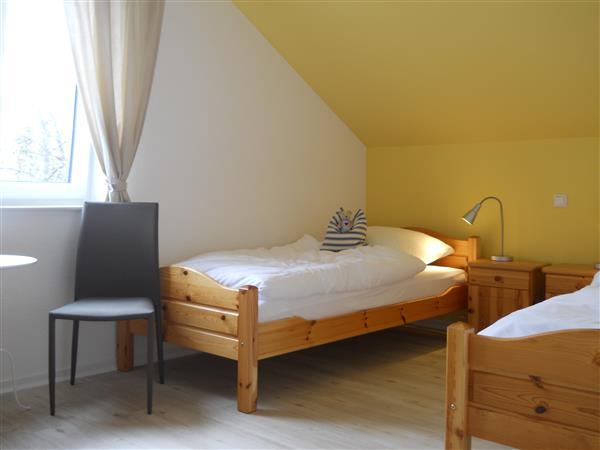 Schlafzimmer Butterblümchen