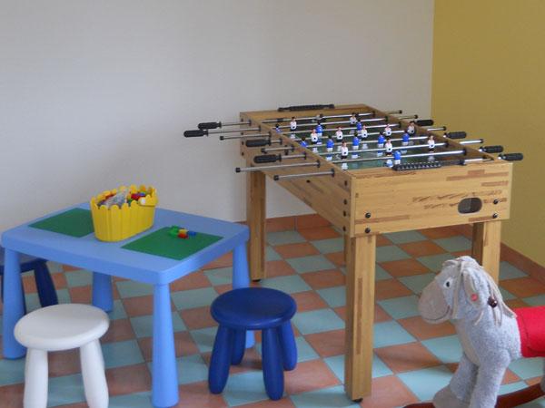 Spielzimmer Butterblümchen