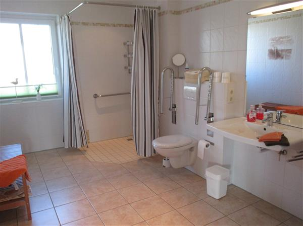 Badezimmer Raue See