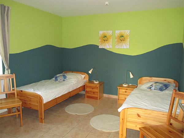 Landluft-RaueSee-Kinderzimmer